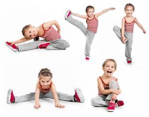 when to stretch  healthy kids running series
