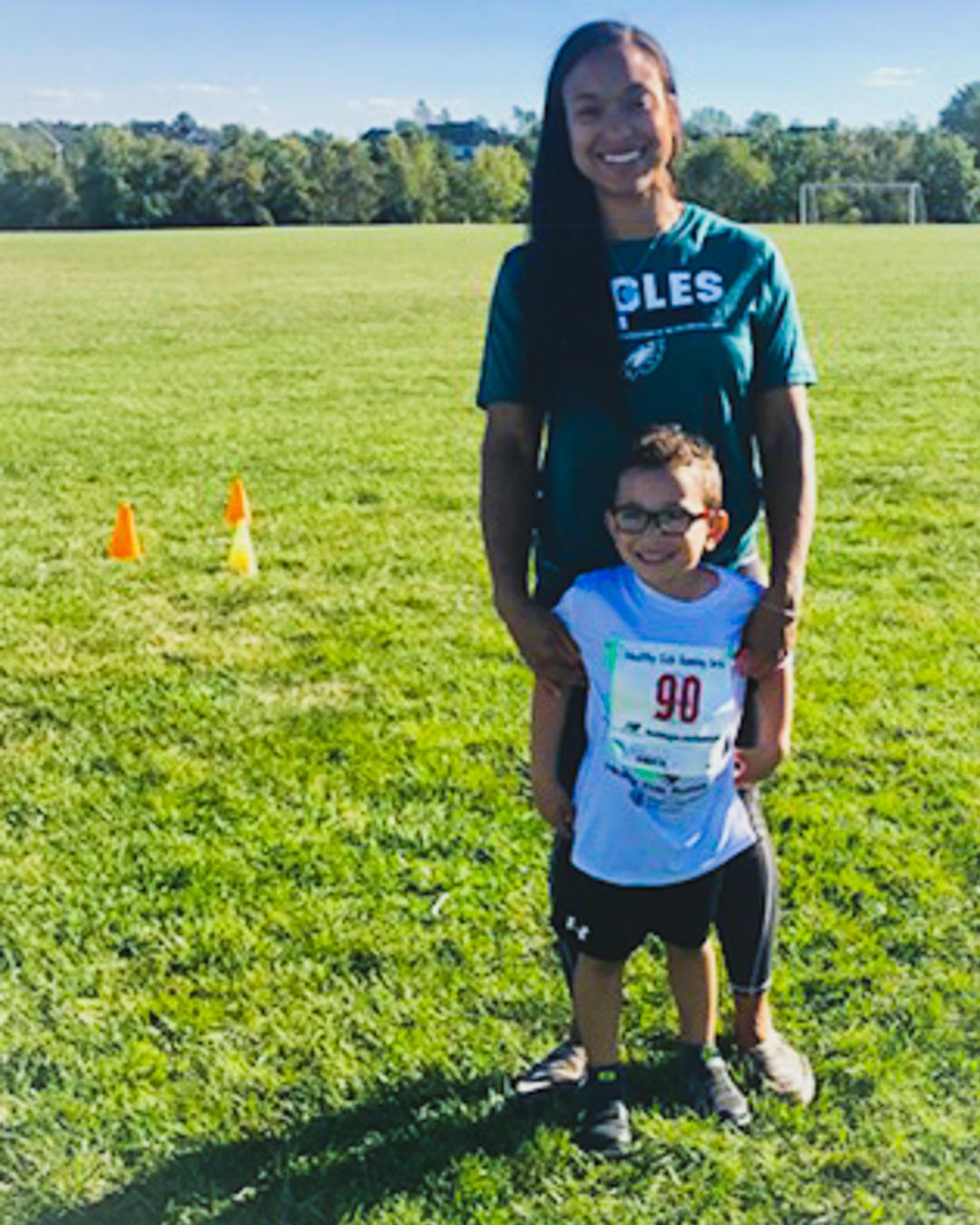 69412c6d Mikey- Healthy Kids Spotlight - Healthy Kids Running Series