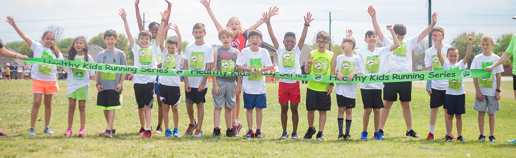Find a Race - Healthy Kids Running Series